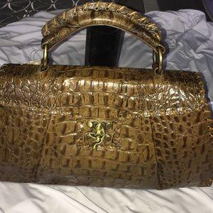 Sondra Robert Top Handle Handbag